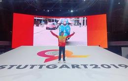 Lê Thanh Tùng xuất sắc giành vé tham dự Olympic Tokyo 2020