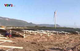Khẩn trương giải tỏa công suất các dự án điện mặt trời tại Ninh Thuận