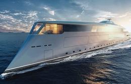 Ra mắt siêu du thuyền chạy bằng hydro đầu tiên trên thế giới