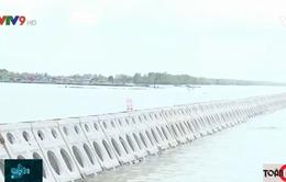 Ứng phó sạt lở bờ biển ở ĐBSCL: Cần giải pháp thông minh, chủ động hơn