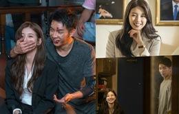 Suzy và Lee Seung Gi cùng tỏa sáng trên phim trường