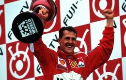 Đua xe F1: Nhìn lại chức VĐTG đầu tiên của Schumacher với Ferrari