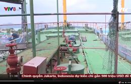 Ngư dân bỏ tàu dịch vụ hậu cần đóng theo Nghị định 67