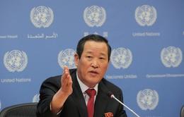 Triều Tiên nhấn mạnh quyền tự vệ trong các vụ thử tên lửa
