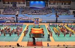Khai mạc Giải vô địch các môn bóng bàn, cầu lông, cử tạ, cờ vua, Boccia người khuyết tật toàn quốc năm 2019