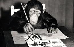 """Đấu giá những bức tranh """"tiền tỷ"""" của... tinh tinh"""