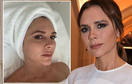 Để có làn da đẹp như Victoria Beckham