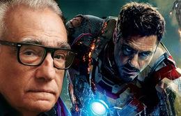 Sao phim Người sắt không buồn về phát ngôn gây tranh cãi của Martin Scorsese