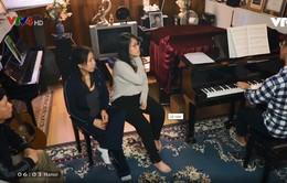 Một gia đình Việt yêu nghệ thuật ở Vancouver