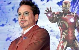 Vào vai Iron Man, Robert Downey Jr. không mong nhận đề cử Oscar