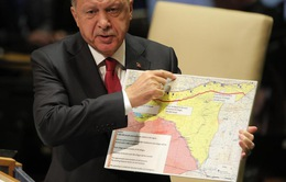 Thổ Nhĩ Kỳ bắt đầu chiến dịch tại Syria
