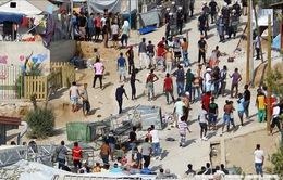 Tình trạng quá tải tại các trại tị nạn của Hy Lạp