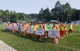 Thách thức Lotteria Cup mùa giải 2019 khép lại với chiến thắng sít sao của Kid Star FC