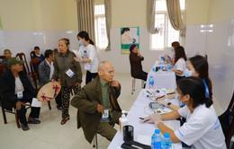 Khám chữa bệnh miễn phí tại các điểm dân cư khó khăn ở Thái Nguyên