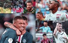 Lịch thi đấu, BXH vòng 28 Ligue I: Marseille - Amiens, Strasbourg - PSG