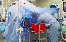 Phát trực tiếp phẫu thuật não trên Facebook