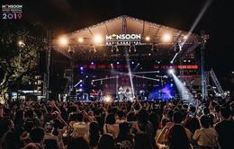 Khai mạc Lễ hội âm nhạc quốc tế Gió mùa 2019