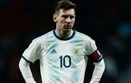 Lionel Messi sẽ trở lại đội tuyển Argentina thời gian tới