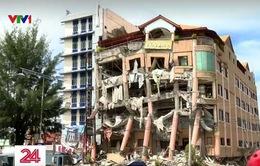 Philippines vẫn chưa yên trong loạt động đất nửa tháng nay