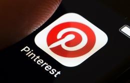 Cổ phiếu Pinterest lao dốc 20% sau kết quả Quý III/2019 đáng thất vọng