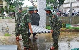 Quảng Ngãi hỗ trợ sửa chữa nhà cửa vùng lốc xoáy