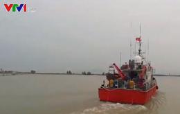 Chìm tàu Thành Công 999 trên biển Hà Tĩnh: Nỗ lực tìm kiếm thuyền viên còn lại