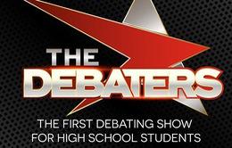 The Debaters - Sân chơi tranh biện bằng tiếng Anh mới toanh dành cho học sinh THPT trên VTV7