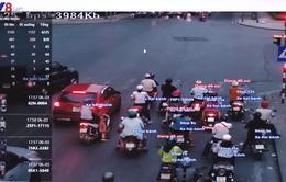 Thừa Thiên Huế bắt đầu phạt nguội qua camera giao thông