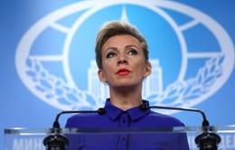 Nga chỉ trích NATO gây bất ổn tình hình Ukraine