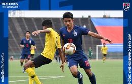 Ghi 31 bàn, U19 Thái Lan vẫn bị loại cay đắng ở giải U19 châu Á