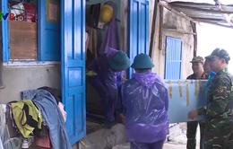 Bình Định: Giúp dân di dời tài sản trước bão