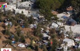 Châu Âu hỗ trợ hồi hương cho người di cư ở Hy Lạp