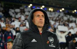 """Arsenal thua bạc nhược, huyền thoại CLB kêu gọi """"trảm"""" HLV Unai Emery"""