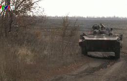 Ukraine rút quân giai đoạn cuối tại vùng xung đột miền Đông