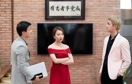 """Ngắm những bộ cánh """"chanh sả"""" của Huỳnh Hồng Loan, Bình An trong """"Tiệm ăn dì ghẻ"""""""