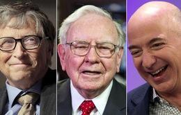 Tài sản của 1% người giàu nhất nước Mỹ nắm giữ 35,4 nghìn tỷ USD