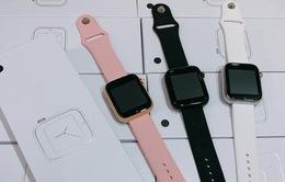 """Đồng hồ """"nhái"""" Apple Watch nhan nhản, giá chưa tới 500.000 đồng"""