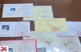 Hàng loạt địa phương phát hiện nhân viên y tế sử dụng bằng, chứng chỉ giả