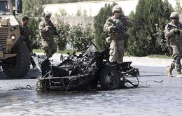 Đoàn xe quân sự Mỹ bất ngờ bị tấn công liều chết ở Afghanistan