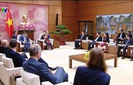 Chủ tịch Quốc hội Nguyễn Thị Kim Ngân tiếp Chủ tịch Nghị viện bang Hensen