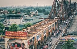 """CNN: Cầu Long Biên có thể thành """"điểm nóng"""" du lịch mới"""