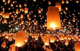 Cấm tự ý đốt pháo, thả đèn trời trong Lễ hội Loy Krathong tại Bangkok