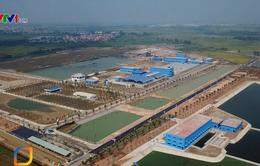 Giá nước sạch sông Đuống hơn 10.000 đồng/m3 chỉ là giá tạm tính tối đa