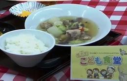 Bữa ăn miễn phí cho trẻ em nghèo tại Nhật Bản