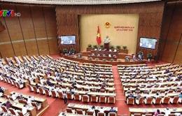 Quốc hội biểu quyết thông qua một số luật