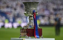 Siêu Cúp Tây Ban Nha 2019 sẽ được tổ chức tại Ả-rập Xê-út