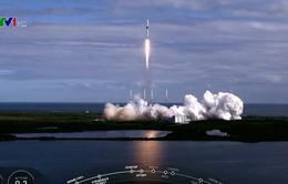 SpaceX phóng 60 vệ tinh phủ sóng Internet lên quỹ đạo
