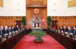Tăng cường quan hệ Việt Nam - Đức