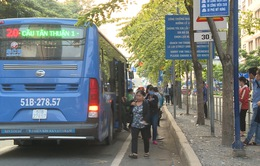 Giữ xe 2 bánh miễn phí cho người đi xe buýt tại TP.HCM