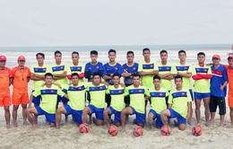 Lịch thi đấu giải bóng đá bãi biển Đông Nam Á 2019: ĐT Việt Nam quyết bảo vệ ngôi vương